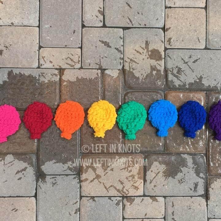Crochet Reusable Water Balloons