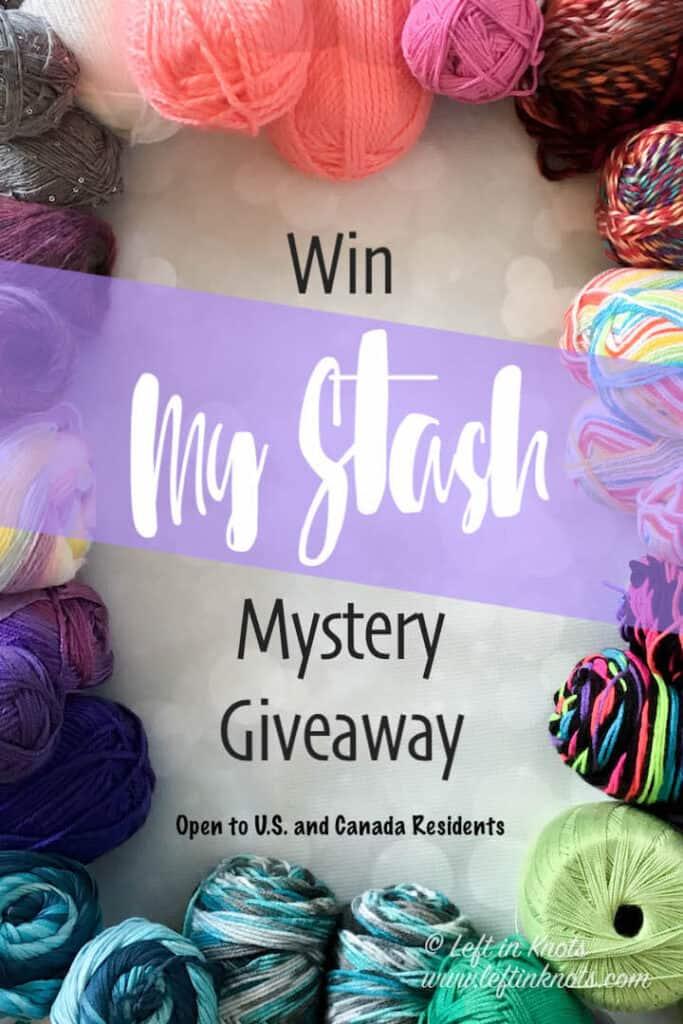 Yarn Giveaway for Mystery Yarn